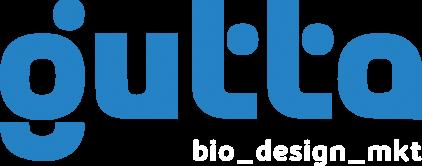 Logo Gutta tela de carregamento